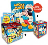 90 Jahre Micky Maus Sammelkollektion - Mega-Sammelbundle