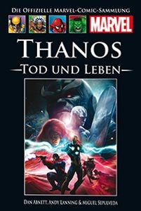 Hachette Marvel Collection 91: Thanos - Tod und Leben