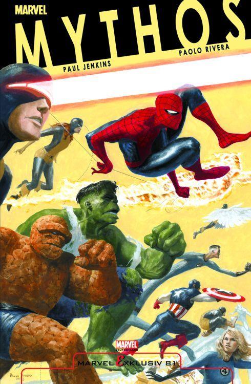 Marvel Exklusiv 81: Marvel Mythos