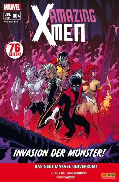 Amazing X-Men 4