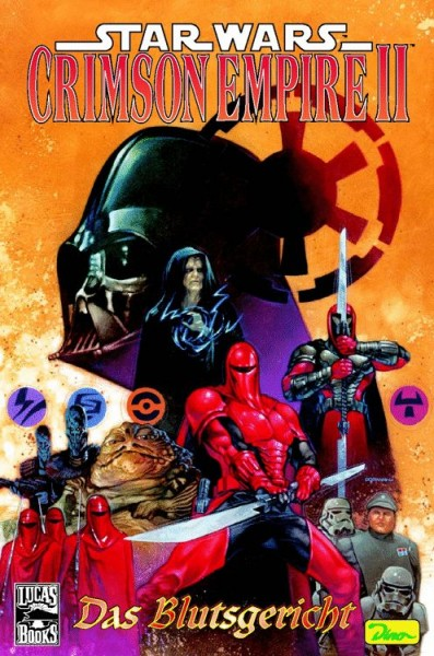 Star Wars Sonderband 15: Crimson Empire II - Das Blutsgericht