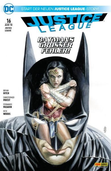 Justice League 16 (2017)