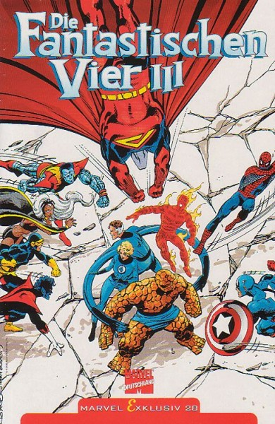 Marvel Exklusiv 28: Die Fantastischen Vier III