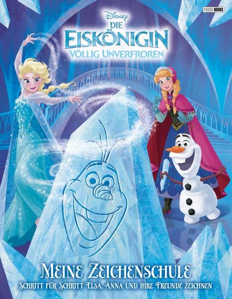 Disney: Eiskönigin - Meine Zeichenschule: Elsa, Anna und Ihre Freunde