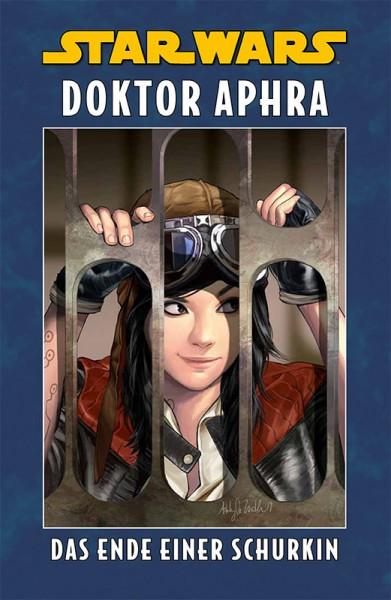 Star Wars Sonderband 128 Doktor Aphra - Das Ende einer Schurkin Hardcover Cover