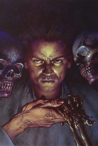 Hellblazer von Garth Ennis 1 (Deluxe Edition) Cover