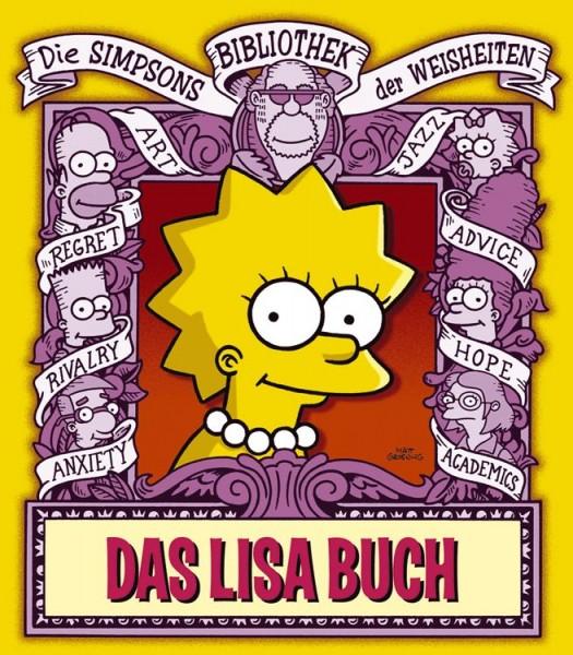 Die Simpsons: Bibliothek der Weisheiten - Das Lisa Buch