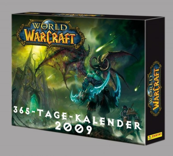 World of Warcraft - 365-Tage-Abreisskalender (2009)
