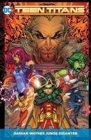 Teen Titans Megaband 1: Damian Waynes Junge Giganten