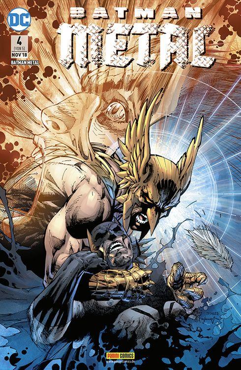 Batman Metal 4 Variant 2
