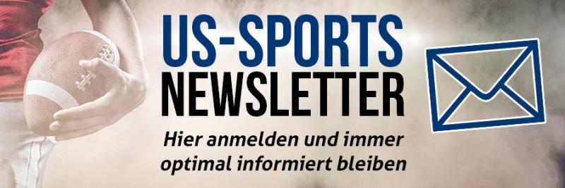 Panini - US Sports Newsletter - Hier anmelden und immer optimal informiert bleiben