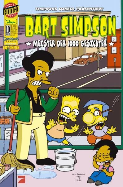 Bart Simpson Comics 10