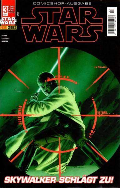 Star Wars 3: Skywalker schlägt zu! 2 - Comicshop-Ausgabe
