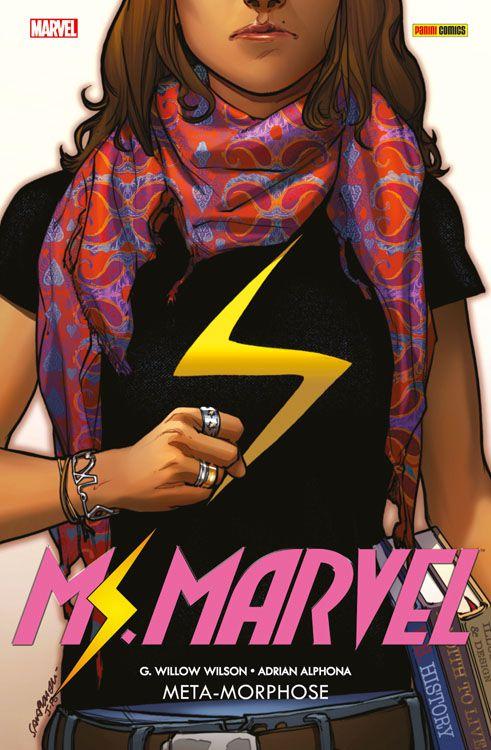 Ms. Marvel 1 Variant