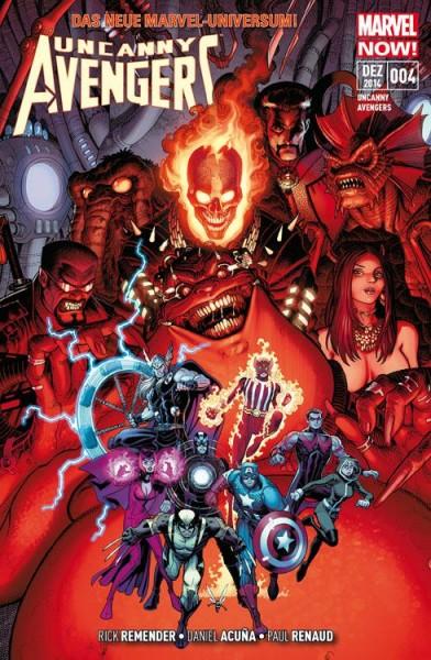 Uncanny Avengers 4