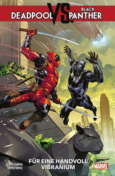 Deadpool vs. Black Panther: Für eine Handvoll Vibranium