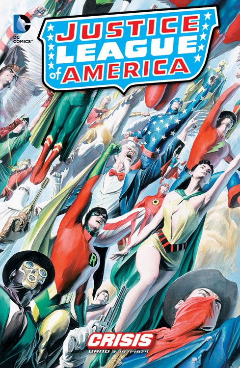 Justice League of America - Crisis 3