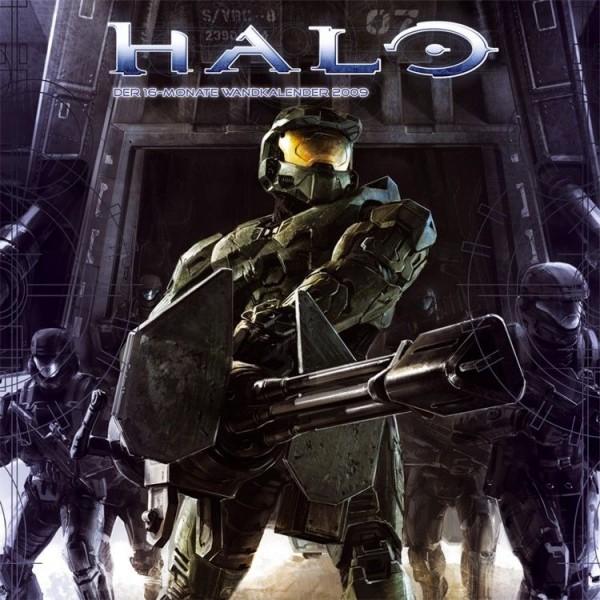 Halo - Wandkalender (2009)
