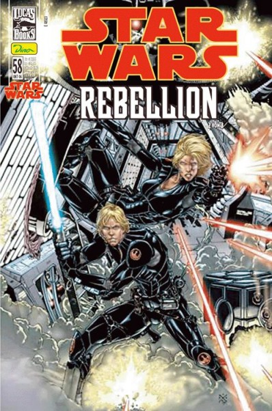 Star Wars 58: Rebellion 2