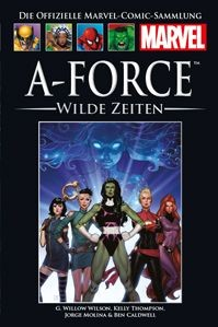 Hachette Marvel Collection 163: A-Force - Wilde Zeiten