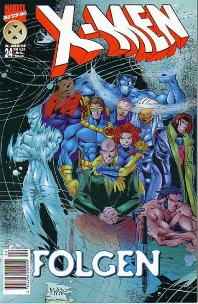 X-Men 24: Folgen