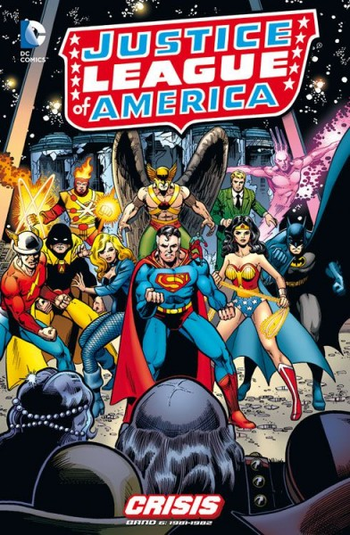 Justice League of America: Crisis 6