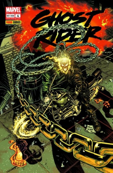 Ghost Rider Sonderband 4