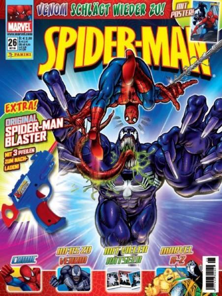Spider-Man Magazin 26
