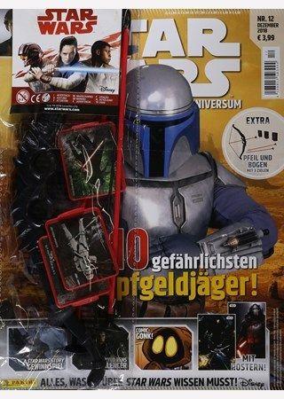Star Wars Universum Magazin Ausgabe 12 Cover
