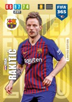 Panini FIFA 365 Adrenalyn XL 2020 Kollektion – LE-Card Ivan Rakitić