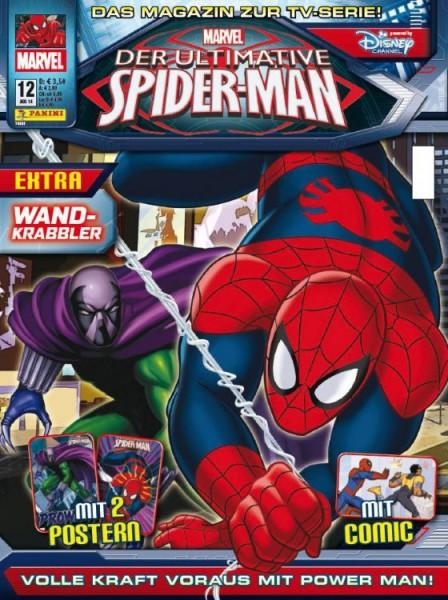 Der ultimative Spider-Man - Magazin 12