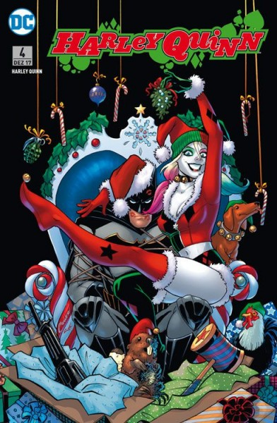 Harley Quinn 4: Niedere Regionen Variant