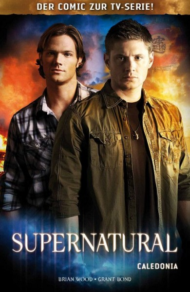 Supernatural 4: Caledonia