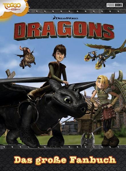 Dragons – Das große Fanbuch