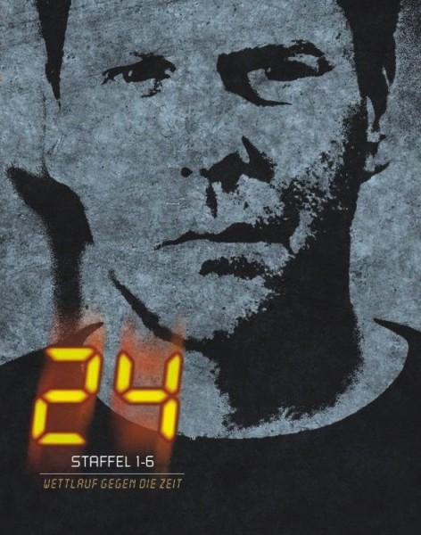 24: Staffel 1 - 6 - Wettlauf gegen die Zeit