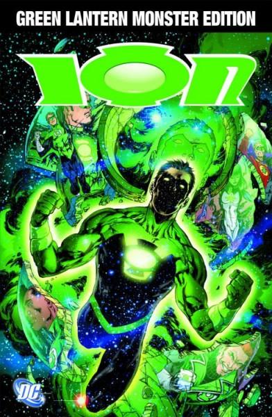 Green Lantern Monster Edition 1: Ion