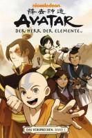 Avatar - Der Herr der Elemente 1: Das Versprechen 1 Cover