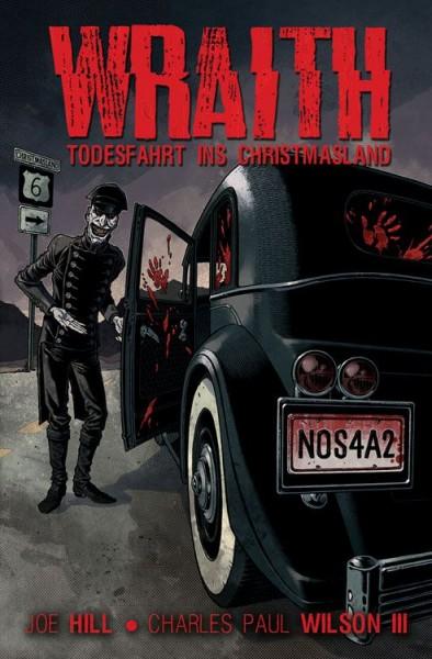 Joe Hill: Wraith