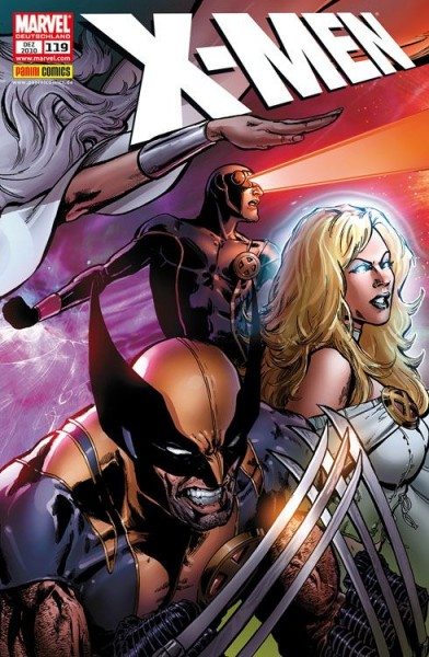 X-Men 119