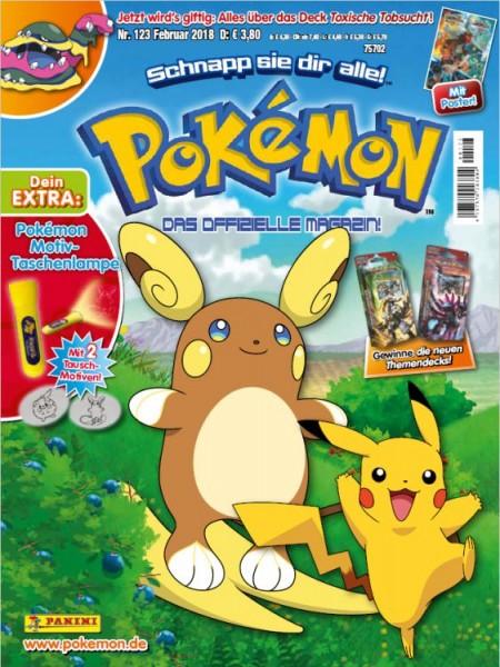Pokémon Magazin 123