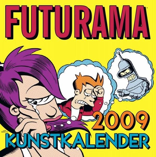 Futurama - Wandkalender (2009)
