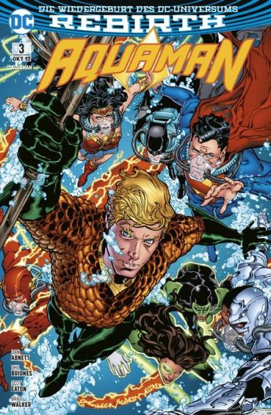 Aquaman 3 - Die Flut (2017)