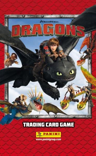 Dragons - Sammelkarten - Tüte