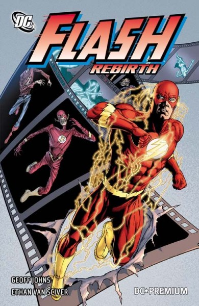 DC Premium 69: Flash - Rebirth