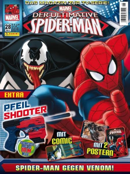 Der ultimative Spider-Man - Magazin 28
