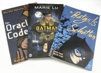 Panini Ink - Fledermaus Bundle - Batman - Oracle - Batgirl