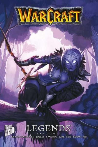 Warcraft Legends 2 Cover
