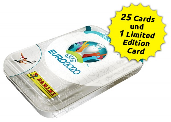UEFA Euro 2020 Adrenalyn XL - Pocket Tin