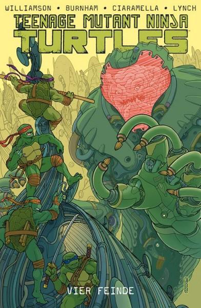 Teenage Mutant Ninja Turtles 8
