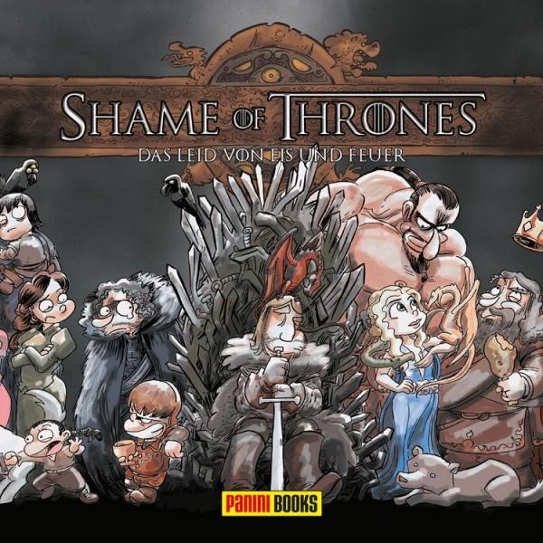 Shame of Thrones: Das Leid von Eis und Feuer